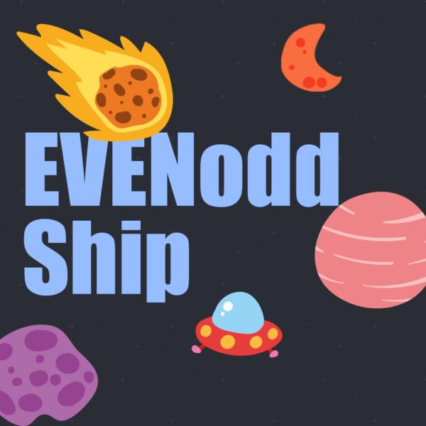 Even Odd Ship