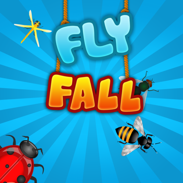 Fly Fall Slice Frenzy