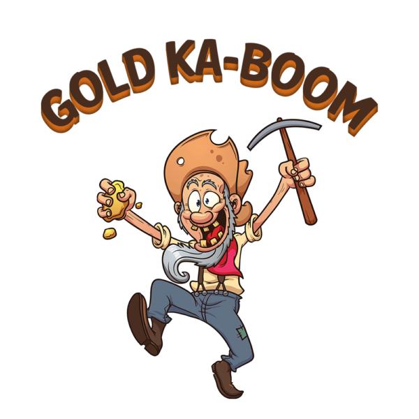 Gold Ka-Boom!