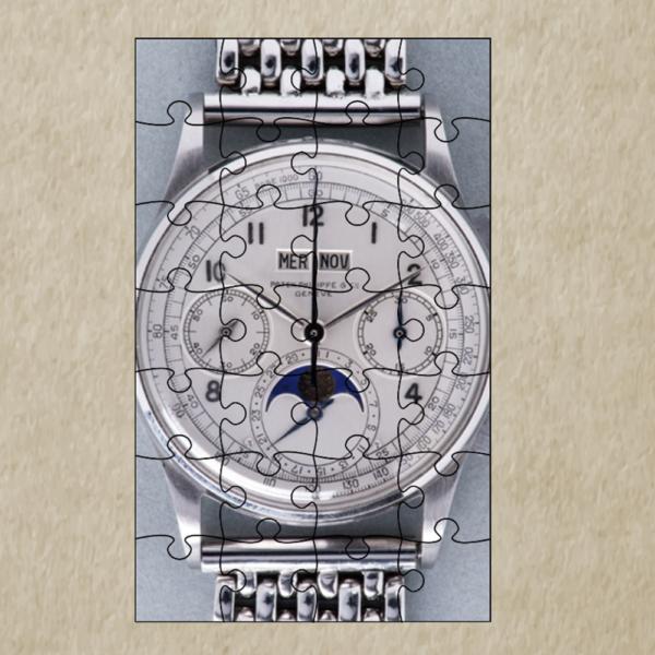 Rolex Puzzle