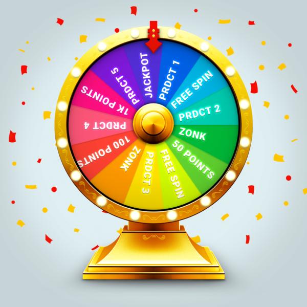 Predetermind Wheel