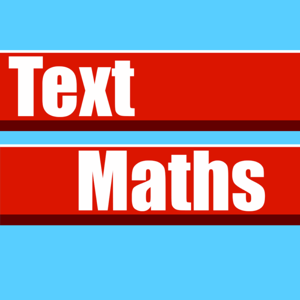 Text Maths
