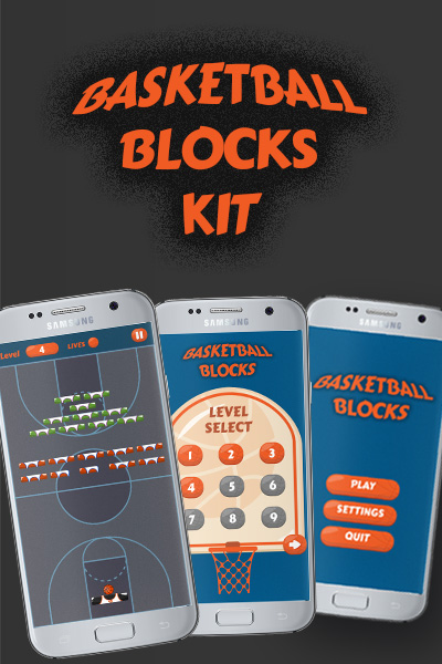 Basketball Breakout Game Kit