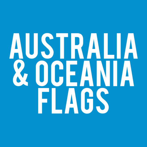 Australia and Oceania Flags