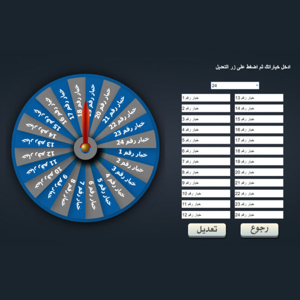 Dynamic Wheel